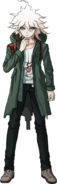 Nagito Komaeda Fullbody Sprite (8)