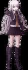 Danganronpa 1 Kyoko Kirigiri Fullbody Sprite (PSP) (16)