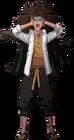 Danganronpa 1 Yasuhiro Hagakure Fullbody Sprite (PSP) (9)