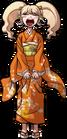 Danganronpa 2 Hiyoko Saionji Fullbody Sprite (PSP) (16)
