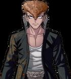 Danganronpa V3 Bonus Mode Mondo Owada Sprite (1)