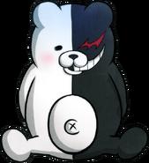 Danganronpa V3 Monokuma Sprite (Sitting) (5)