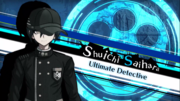 Danganronpa V3 Shuuichi Shuichi Saihara Introduction (Demo Version)