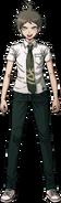 Hajime Hinata Fullbody Sprite 21