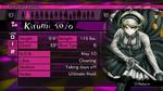 Kirumi Tojo Report Card Page 0 (For Kaede)