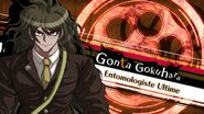 Danganronpa V3 Gonta Gokuhara Introduction (French)