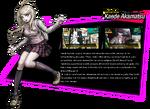 Kaede Akamatsu Danganronpa V3 Official English Website Profile