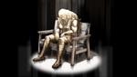 Danganronpa 1 CG - Sakura's corpse discovery (1)