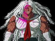 Danganronpa V3 Bonus Mode Sakura Ogami Sprite (10)