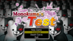 Danganronpa V3 Despair Dungeon Monokuma's Test