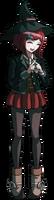 Danganronpa V3 Himiko Yumeno Fullbody Sprite (32)