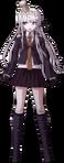 Danganronpa 1 Kyoko Kirigiri Fullbody Sprite (With Noodles) (PSP) (2)