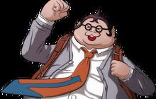 Danganronpa Hifumi Yamada Halfbody Sprite (PSP) (21)