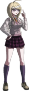 Danganronpa V3 Kaede Akamatsu Fullbody Sprite (25)