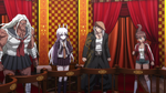 Danganronpa the Animation (Episode 05) - Discussing Genocider Sho as the culprit (7)