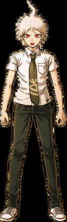 Hajime Hinata (Awakening) Fullbody Sprite 02
