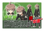 Promo Profiles - Danganronpa the Animation (Japanese) - Makoto Naegi