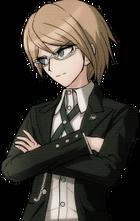 Danganronpa 1 Byakuya Togami Halfbody Sprite (PSP) (1)