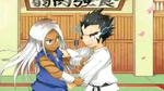 Danganronpa Another Episode SCEJPC2013 Trailer - Sakura & Nekomaru (01)