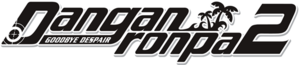 Danganronpa GD logo