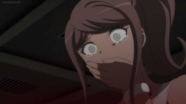 File:Asahina reacts to Kirigiri's death.png