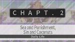 Danganronpa 2 CG - Chapter Card Daily Life (Chapter 2)