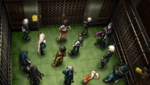 Danganronpa 2 CG - Class Trial Elevator (Chapter 2)