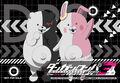 Danganronpa 3 - Bromide (Monomi Monokuma) - Animate Kami-iro Awase Bonus