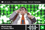Danganronpa V3 Bonus Mode Card Hifumi Yamada N FR
