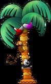 Isolated MonoMono Machine tree sprite