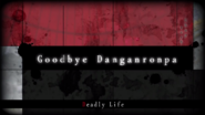 Danganronpa V3 Chapter Title - Chapter 6 Deadly Life (English)