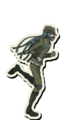 Danganronpa V3 Korekiyo Shinguji Death Road of Despair Sprite 09