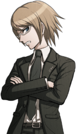 Byakuya Togami Another Episode Halfbody Sprite (4)