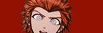 Danganronpa 1 Leon Kuwata Bullet Time Battle Sprite (PSP)