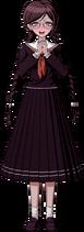 Danganronpa 1 Toko Touko Fukawa Fullbody Sprite ver. Mobile 11