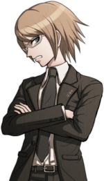 Danganronpa Another Episode Byakuya Togami Sprite (Vita) (4)
