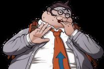 Danganronpa Hifumi Yamada Halfbody Sprite (PSP) (6)