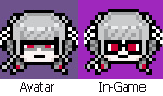 Peko Pekoyama Pixel Differences
