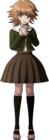 Danganronpa 1 Chihiro Fujisaki Fullbody Sprite (PSP) (5)