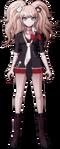 Danganronpa 1 Junko Enoshima Fullbody Sprite (PSP) (8)