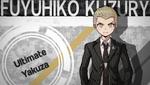 Danganronpa 2 Fuyuhiko Kuzuryu English Game Introduction