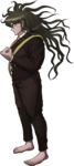 Danganronpa V3 Gonta Gokuhara Fullbody Sprite (Debate Scrum) (4)