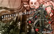 Digital MonoMono Machine Korekiyo Shinguji PC wallpaper