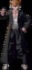 Danganronpa 1 Mondo Owada Fullbody Sprite (PSP) (4)