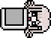 Danganronpa 2 Island Mode Chiaki Nanami Pixel Icon (11)