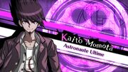 Danganronpa V3 Kaito Momota Introduction (French)