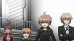 Danganronpa the Animation (Episode 02) - Junko Enoshima's Punishment (21)