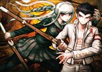 Danganronpa 1.2 Reload Preorder Bonus Clearfile from Seagull