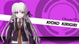 Danganronpa 1 Kyoko Kirigiri English Game Introduction