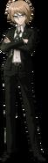 Danganronpa 2 Byakuya Togami Fullbody Sprite (2)